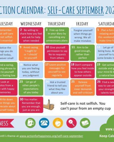Self Care September